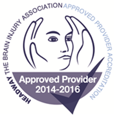 Headway approved provider logo